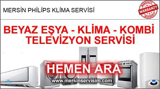 Mersin Philips Klima Servisi